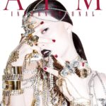 AFM Fashion Magazine, Elegant Fashion Magazine cover, Redki, Handmade Jewellery, magazine feature, New York Magazine, Fashion, Style, Jewlry, Jewellery, Crystals, model, Austraila