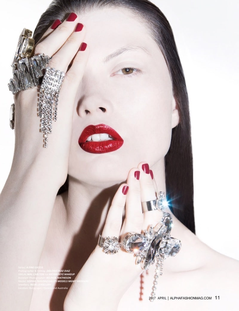 Fashion Photo Shoots with Redki - our Jewellery is showcased in ...