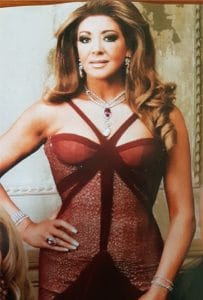 Gina Liano, Redki_Jewellery, RHOMelbourne_Redki_Jewellery, Foxel, Arena, RHOM, Real Housewives of Melbourne