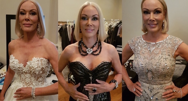 Janet Roach, Redki_Jewellery, RHOMelbourne_Redki_Jewellery, Foxel, Arena, RHOM, Real Housewives of Melbourne