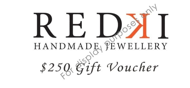 Gift Voucher $250, plus size jewellery, plus size life, stylish fories, stylish thirties, stylish fifties, over 30 fashion jewellery, over 40 fashion jewellery, over 50 fashion jewellery, fashion jewellery, fashion jewelry, bridal jewellery, bridal jewelry, bridal necklace, bridal earrings, bridal bracelet, bridal hair piece, bridal accessories, bridal custom jewellery, bridal custom hair piece, bridal crystal earrings, bridal statement earrings, wedding jewellery, wedding jewelry, wedding necklace, wedding earrings, wedding bracelet, wedding hair piece, wedding accessories, wedding custom jewellery, wedding custom hair piece, wedding crystal earrings, wedding statement earrings, jewellery, jewellery designer, #jewellery maker, jewellery store, jewellery lover, jewellery addict, jewellery shop online, formal jewellery, accessories love, accessories lover, handmade jewellery, handmade jewelry, unique jewelry, handmade earrings, handmade necklace, handcrafted jewellery, jewelry making, custom jewelry, jewelry for sale, jewelry addict, statement jewelry, statement necklace, jewelry of the day, jewelry lovers, statement piece, neck candy, necklace, earrings, bracelet, ring, statement rings, swarovski crystal earrings, swarovski crystal ring, swarovski crystal necklace, swarovski crystal bracelet, swarovski crystal hairpiece , Handcrafted Luxury Bridal Jewellery, Handcrafted, Luxury Fashion Jewellery, Handcrafted Luxury Bridal Earrings, Handcrafted Luxury Bracelets, Handcrafted Luxury Necklaces, Handcrafted Luxury Hairpieces, buy Redki Jewellery online, afterpay bridal jewellery, afterpay wedding jewellery, afterpay bridal earrings, afterpay bridal bracelet, afterpay bridal necklace, afterpay bridal hairpiece, afterpay swarovski crystal jewellery, afterpay swarovski crystal jewelry, $250 Redki Jewellery Gift Voucher