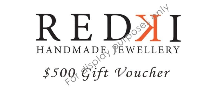 Gift Voucher $500, plus size jewellery, plus size life, stylish fories, stylish thirties, stylish fifties, over 30 fashion jewellery, over 40 fashion jewellery, over 50 fashion jewellery, fashion jewellery, fashion jewelry, bridal jewellery, bridal jewelry, bridal necklace, bridal earrings, bridal bracelet, bridal hair piece, bridal accessories, bridal custom jewellery, bridal custom hair piece, bridal crystal earrings, bridal statement earrings, wedding jewellery, wedding jewelry, wedding necklace, wedding earrings, wedding bracelet, wedding hair piece, wedding accessories, wedding custom jewellery, wedding custom hair piece, wedding crystal earrings, wedding statement earrings, jewellery, jewellery designer, #jewellery maker, jewellery store, jewellery lover, jewellery addict, jewellery shop online, formal jewellery, accessories love, accessories lover, handmade jewellery, handmade jewelry, unique jewelry, handmade earrings, handmade necklace, handcrafted jewellery, jewelry making, custom jewelry, jewelry for sale, jewelry addict, statement jewelry, statement necklace, jewelry of the day, jewelry lovers, statement piece, neck candy, necklace, earrings, bracelet, ring, statement rings, swarovski crystal earrings, swarovski crystal ring, swarovski crystal necklace, swarovski crystal bracelet, swarovski crystal hairpiece , Handcrafted Luxury Bridal Jewellery, Handcrafted, Luxury Fashion Jewellery, Handcrafted Luxury Bridal Earrings, Handcrafted Luxury Bracelets, Handcrafted Luxury Necklaces, Handcrafted Luxury Hairpieces, buy Redki Jewellery online, afterpay bridal jewellery, afterpay wedding jewellery, afterpay bridal earrings, afterpay bridal bracelet, afterpay bridal necklace, afterpay bridal hairpiece, afterpay swarovski crystal jewellery, afterpay swarovski crystal jewelry, $500 Redki Jewellery Gift Voucher