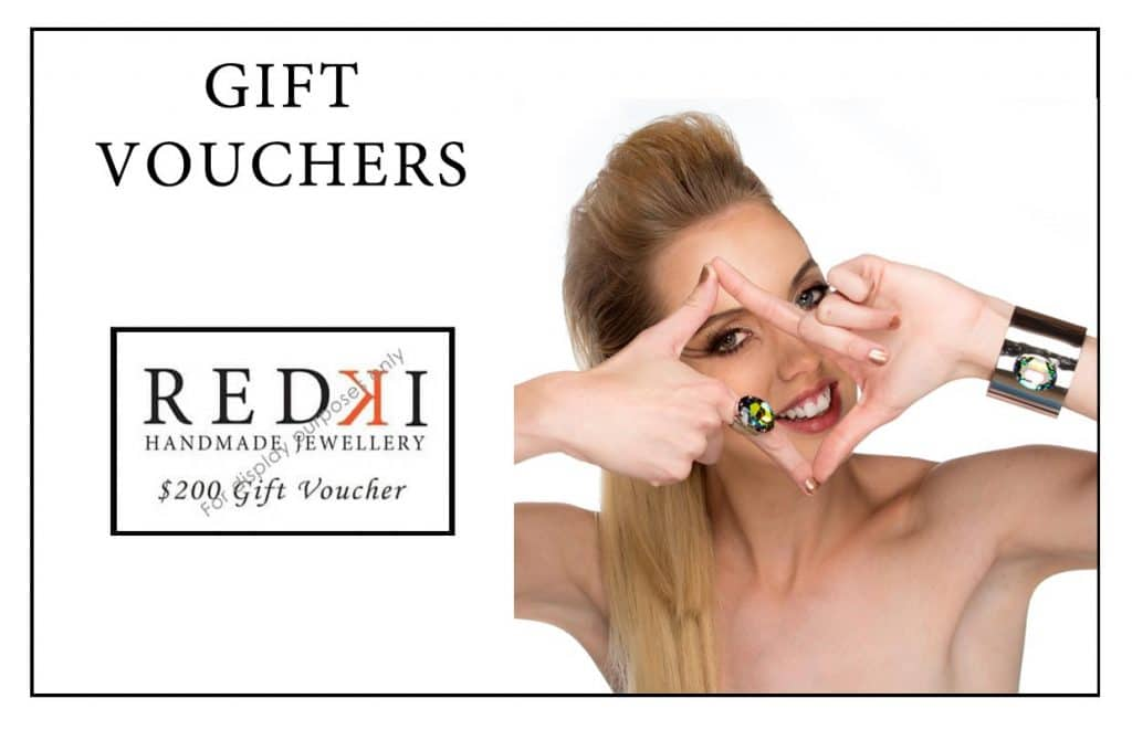 gift vouchers for jewellery