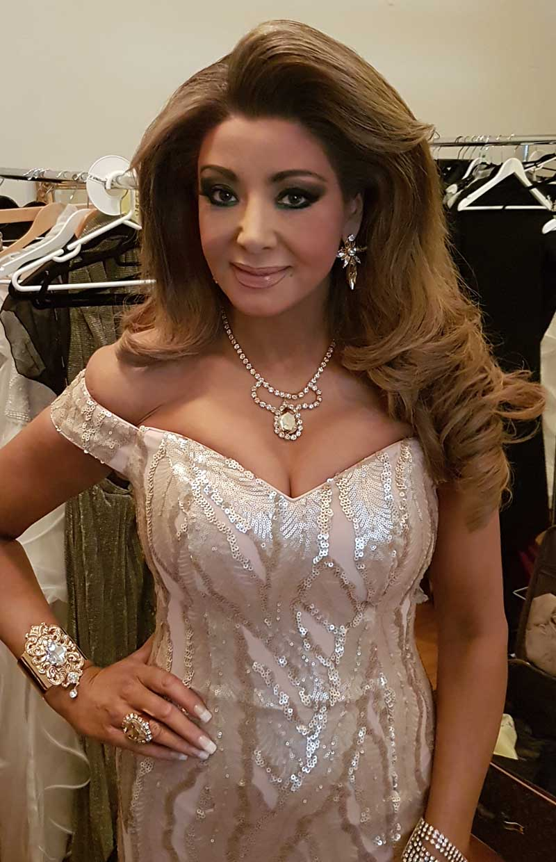Gina Liano - Housewives of Melbourne