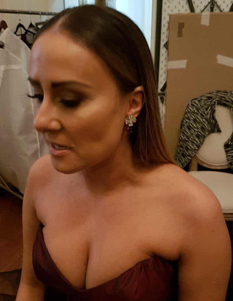 Housewives of Melbourne, Jackie Gillies