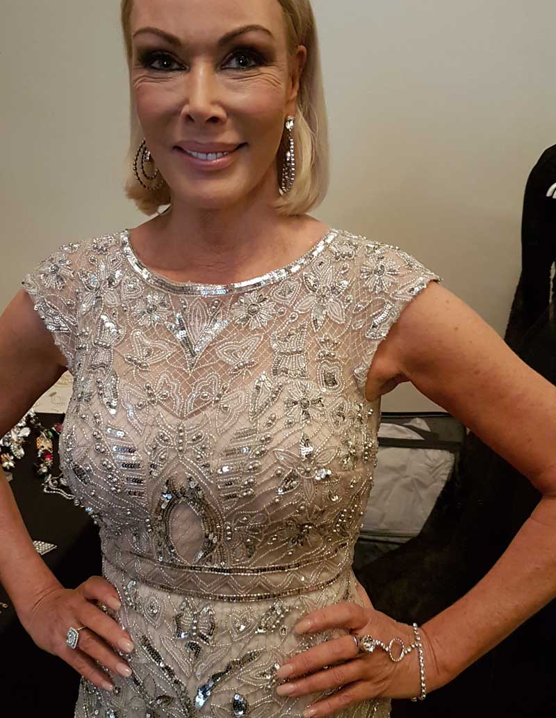 Housewives of Melbourne, Janet