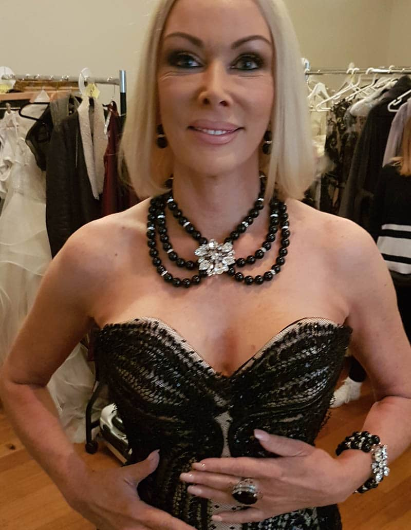 Housewives of Melbourne Janet Roach