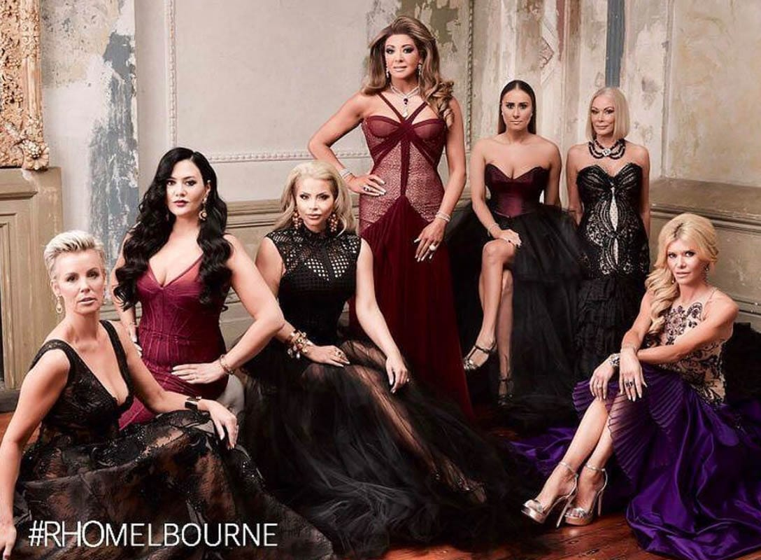 ok magazinw, housewives of melbourne, gina liano
