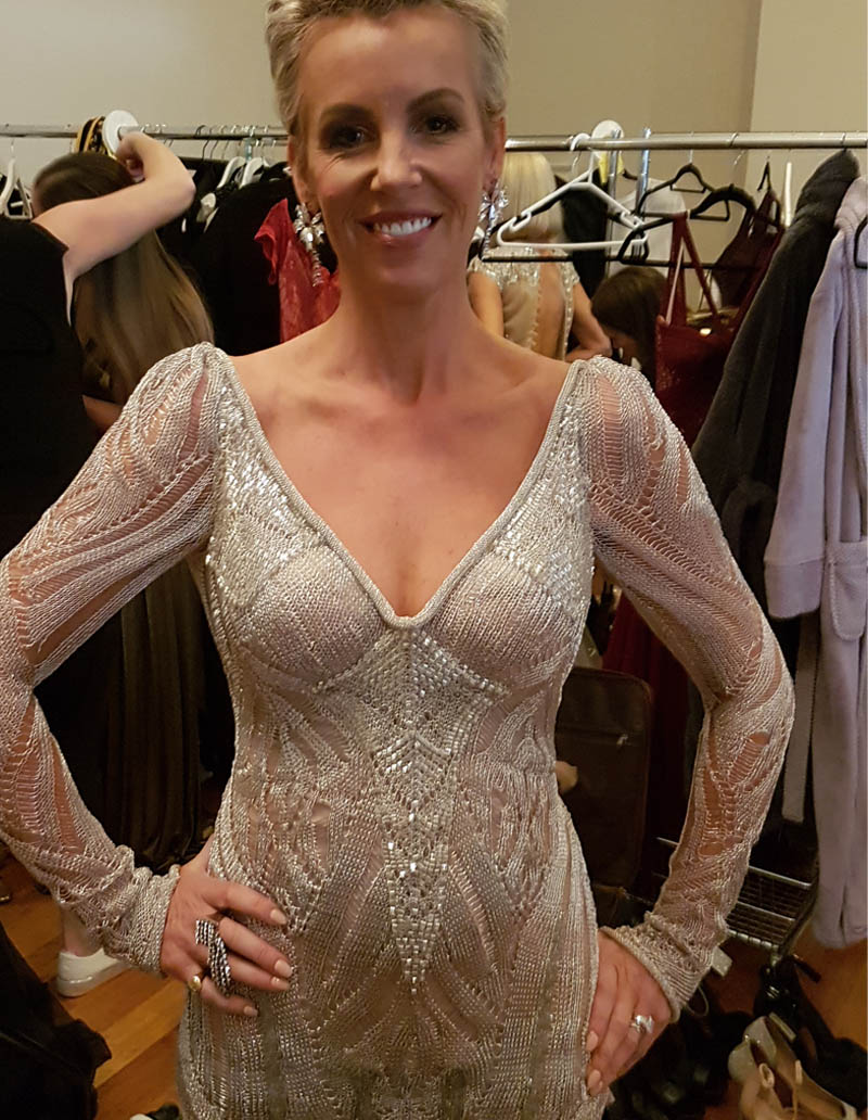 Housewives of Melbourne, Sally Bloomfield