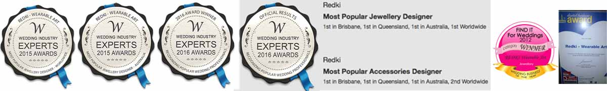 redki couture jewellery awards